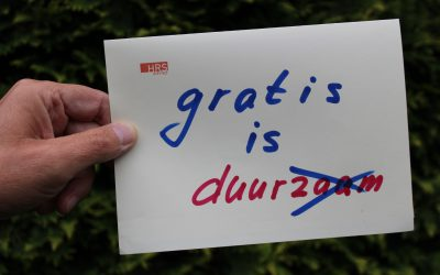 Gratis is duur